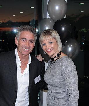 Mick Doohan and Clare Katavich